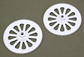 Blade 450 Main Tail Drive Gear (2)