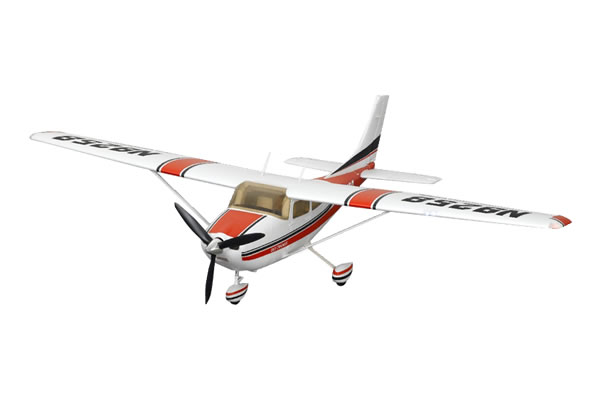 FMS Cessna 182 MK II 1400 Series ARTF Electric Aircraft