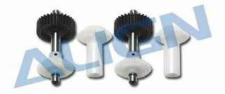 Twin Pack Torque Tube Front Drive Gear Set