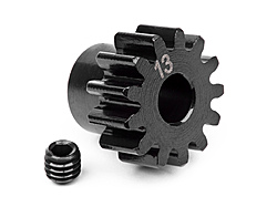 Pinion Gear 13T (1M 5 mm Shaft)