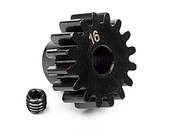 Pinion Gear 16T (1M 5 mm Shaft)