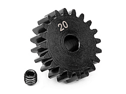 Pinion Gear 20T (1M 5 mm Shaft)