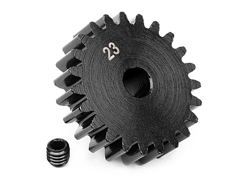 Pinion Gear 23 Tooth (1M 5 mm Shaft)