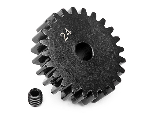 Pinion Gear 24 Tooth (1M 5 mm Shaft)