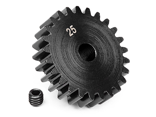 Pinion Gear 25 Tooth (1M 5 mm Shaft)