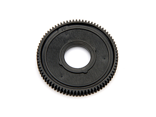 Spur Gear 77 Tooth (48 Pitch) For Blitz