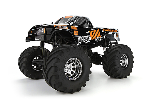 RTR Wheely King 4X4