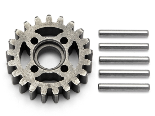 Pinion Gear 21 Tooth (Savage 3 Speed)