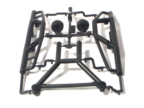 Bumper Set - Long Body Mount Set - Savage