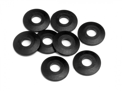 Wheel Washers 5 x 14 x 2 mm (8pcs) Firestorm