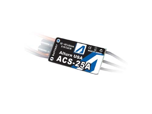 Alturn 25A Brushless Controller