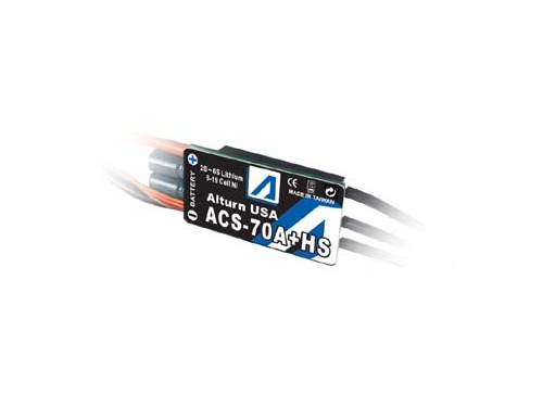 Alturn 70A Brushless Controller