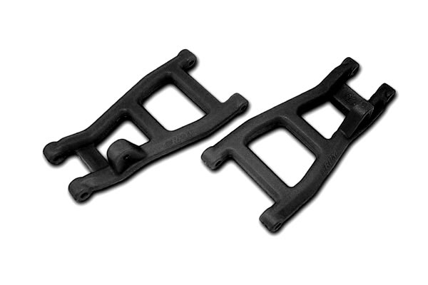 RPM Rear Arms (Black) For Stampede - Rustler - Sport