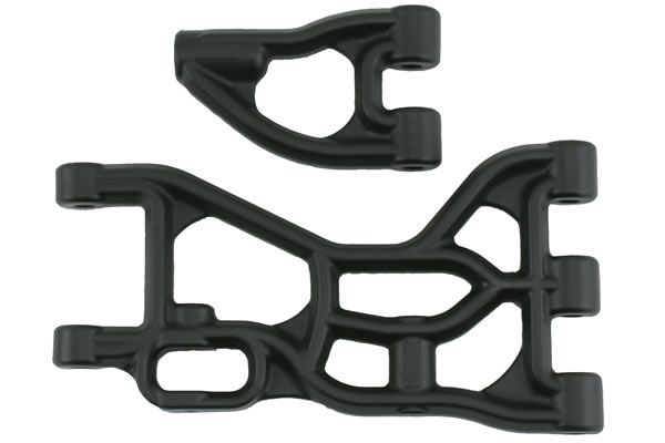 RPM Baja 5B-T Rear Upper and Lower Arms Black