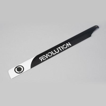 Revolution 325mm Flybarless 3D Carbon Main Blade